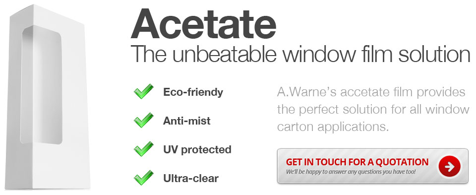 acetate window film